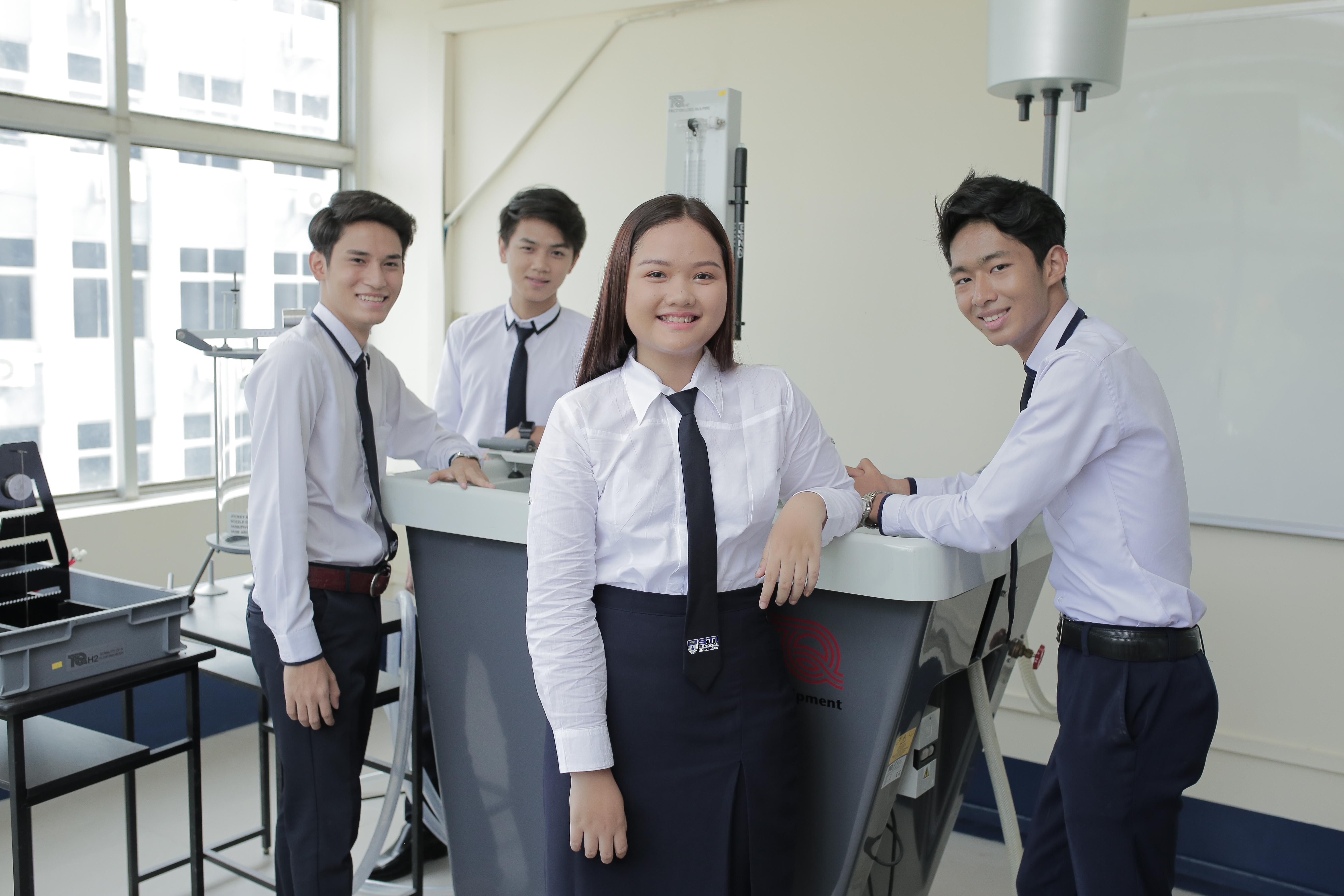 Advanced Diploma in Engineering (Architecture) (Level 5) in Myanmar