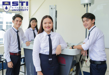 Foundation Certificate in Engineering (Level 3) in Myanmar